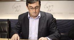 """Foto: IU dice que el dato evidencia que las """"raíces profundas de recuperación sólo están en la cabeza del PP"""" (EUROPA PRESS)"""
