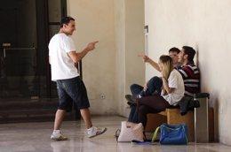 Foto: Más de la mitad de los jóvenes españoles considera admisible la pena de muerte, según un estudio (EUROPA PRESS)