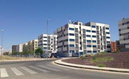 Foto: El 'stock' de pisos nuevos sumaba unas 583.000 unidades en 2012, el mismo volumen que en 2008 (EUROPA PRESS)