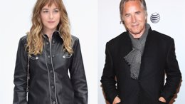 "Foto: 50 sombras de Grey: Don Johnson, ""enfadado"" por el papel de su hija Dakota (GETTY)"