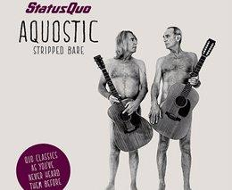 Foto: Bryan Adams fotografía desnudos a Status Quo (STATUS QUO / BRYAN ADAMS)