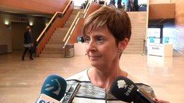 Foto: Tapia dice que trabajan para que Arcelor siga funcionando (IREKIA)