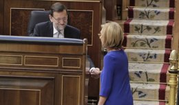 Foto: Rajoy recibe mañana a Rosa Díez en Moncloa (EUROPA PRESS)