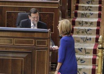 Rajoy recibe mañana a Rosa Díez en Moncloa