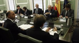 Foto: España enviará guardias civiles a Italia para reforzar la misión contra la inmigración (EUROPA PRESS)