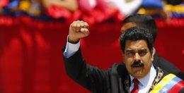 """Foto: Venezuela critica una serie de televisión de EEUU en la que Maduro """"compra"""" un arma biológica (REUTERS)"""