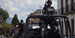 Foto: Detenido 'El Escorpión', presunto líder del cartel de Los Caballeros Templarios en Lázaro Cárdenas (REUTERS)