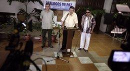 Foto: Las FARC quieren crear un 'Comando Guerrillero de Normalización' en el marco de los diálogos de paz (REUTERS)