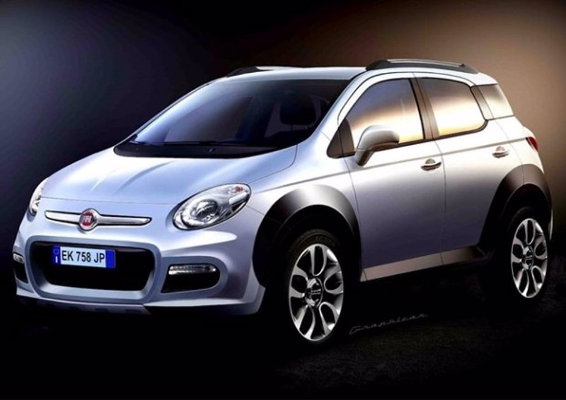 nuevo fiat 500x el pr ximo ser un xll juasss bmw faq club. Black Bedroom Furniture Sets. Home Design Ideas