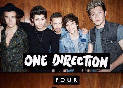Foto: One Direction ya tienen preparado para sus fans su nuevo disco: 'FOUR'