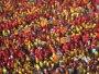 Foto: La Guardia Urbana cifra en 1,8 millones los asistentes a la 'V'