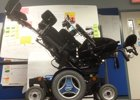Foto: Stephen Hawking presenta el futuro de las sillas de ruedas con Intel