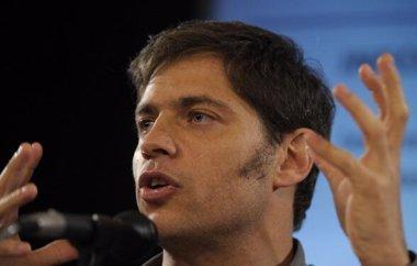 Foto: Kicillof elogia la aparición y el discurso de Máximo Kirchner (GETTY)
