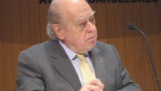 Jordi Pujol Ferrusola arriba en taxi a l'Audiència Nacional mitja hora abans de la seva declaració