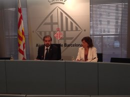 Foto: Las escuelas de Barcelona tendrán 2.908 alumnos y 73 docentes más que el curso anterior (EUROPA PRESS)
