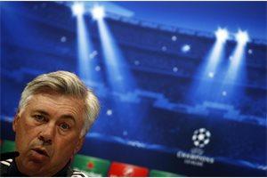 Ancelotti: 'El nivel de juego es superior al del año pasado'