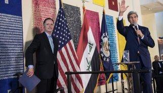 EEUU lanza ataques aéreos cerca de Bagdad contra el Estado Islámico