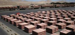 Foto: Chile.- Los trabajadores del mayor yacimiento de cobre del mundo convocan una huelga el 22 y 24 de septiembre (IVAN ALVARADO / REUTERS)