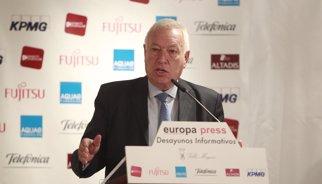"""Margallo, sobre una hipotética suspensión de la autonomía catalana: """"Aplicaremos sólo la ley, pero toda la ley"""""""