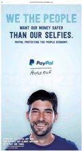 PayPal carga contra Apple a página completa en el New York Times