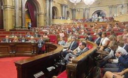 Foto: Debate.- Iceta ofrece a Mas la colaboración del PSC para agotar la legislatura (EUROPA PRESS)