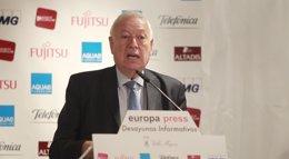 """Foto: Margallo expresa su """"gran respeto"""" por el PSOE y no se lo """"imagina"""" pactando con Podemos (EUROPA PRESS)"""