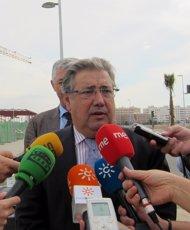 Foto: Zoido afirma que ha cumplido el 80 por ciento de su programa (EUROPA PRESS)