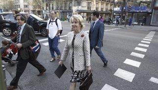 El jutge obre diligències per un delicte de desobediència per investigar l'incident de trànsit d'Aguirre