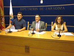 Foto: Internacionalización, industria y comercio centrarán la feria 'ExpoAlfindén' (EUROPA PRESS)