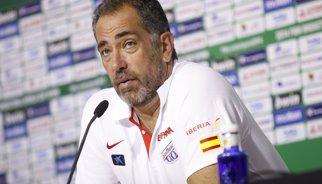 Juan Antonio Orenga presenta la dimissió com a seleccionador