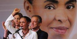 Foto: Brasil.- Silva extiende su ventaja sobre Rousseff en una eventual segunda vuelta electoral en Brasil (PAULO WHITAKER / REUTERS)
