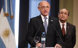 """Foto: Timerman amenaza con """"medidas severas"""" contra un diplomático de EEUU (ENRIQUE MARCARIAN / REUTERS)"""