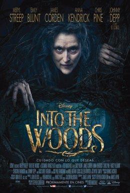 Meryl Streep en Into the Woods