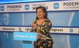 """Foto: El PP extremeño analizará """"todas"""" las enmiendas a la Renta Básica pese a acusar al de PSOE actuar """"con mala fe"""" (EUROPA PRESS)"""