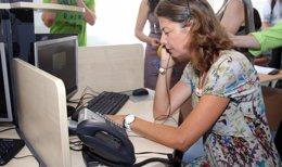 Foto: La Comuniudad de Madrid niega problemas de seguridad dentro de los recintos escolares por tema del pederasta (EUROPA PRESS)