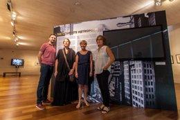 """Foto: Donostiako San Telmo Museoak """"Metropolis"""" filmari buruzko erakusketa bat ireki du (DONOSTIAKO UDALA)"""