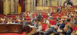Foto: Debate.- La desobediencia al TC el 9N divide a los partidos soberanistas (EUROPA PRESS)