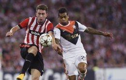 Foto: Sólo faltó el gol en San Mamés (VINCENT WEST / REUTERS)
