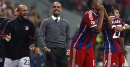 Foto: El Bayern vence al City en el último suspiro (MICHAELA REHLE / REUTERS)