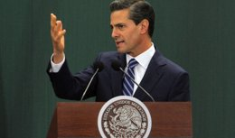 Foto: México.- Senadores del PRD, PAN y PT impulsan una consulta para reducir a la mitad el salario de Peña Nieto (CARLOS PEREDA MUCINO/NOTIMEX)