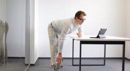 Foto: ¿Están reñidos ejercicio y jornada laboral? (GETTY/ENDOPACK)