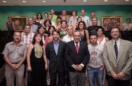 Foto: Cabildo de Tenerife certifica a 37 nuevos artesanos en la isla (CEDIDA)