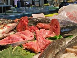Foto: 20 empresas catalanas acuden a Seafood Expo (EUROPA PRESS)