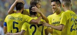 Foto: Uche rescata un valioso punto para el Villarreal (UEFA)