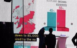Foto: El referéndum de Escocia en imágenes (REUTERS)