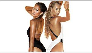 Jennifer Lopez e Iggy Azalea: atracón de posaderas y manoseos