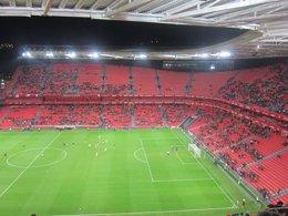 Foto: Bilbao, elegida como una de las sedes de la Eurocopa de 2020 (EUROPA PRESS)