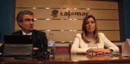 Foto: Susana Díaz aboga por convencer sin vencer y pide al Gobierno que tienda puentes (EUROPA PRESS)