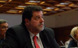 Foto: José María Toledo, nuevo portavoz del PSOE en Consumo en la Comisión de Sanidad y Servicios Sociales del Senado (EUROPA PRESS/PSOE)