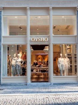 Foto: Economía/Empresas.- Oysho (Inditex) consolida su presencia en Grecia con su 'flagship' en Atenas (OYSHO )